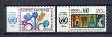 19157A) UNITED NATIONS (New York) 1980 MNH** Social Coun. + lab