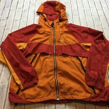 90s VTG NIKE ACG AIR Windbreaker L Jacket HOODED Anorak OG Windrunner COLORBLOCK
