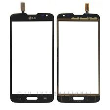 Black Front Glass Touch Screen Digitizer Repair Part LG Optimus G L90 D415 D405