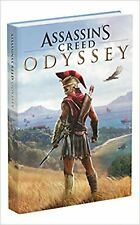 Assassin's Creed Odyssey: Official Collector's Edition Guide [Hardcover] Boge.