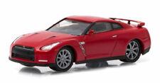 1/64 GREENLIGHT MOTOR WORLD 15 2014 Nissan GT-R (R35)