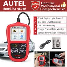 Autel AL319 Check Engine Light OBD2 Car Fault Code Reader Tester Scanner Tool
