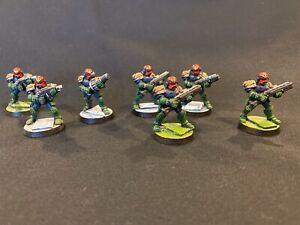 Adeptus Arbites Necromunda -Warhammer40k Imperial Enforcer Squad