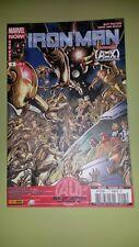 comics IRON MAN n°5