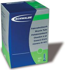 Schwalbe 16x1 1/8-1 3/8 Tube Schrader Av4 - Black