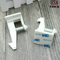 2/4pcs Invisible Child Safety Lock Cupboard Cabinet Safety Drawer Locks Latches