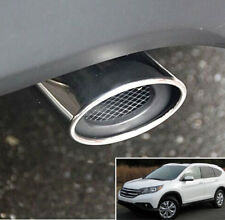 FIT FOR 2012 -2015 HONDA CR-V CRV EXHAUST TAILPIPE TAIL PIPE TIP MUFFLER TRIM