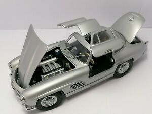1:18 Scale Mercedes-Benz 300SL KYOSHO Rare Gullwing