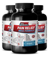 pain terminator - PAIN RELIEF MEGA FORMULA 610MG 3B - antioxidant vitamins