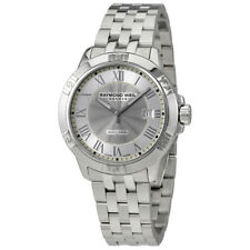 Raymond Weil Tango Silver Dial Mens Watch 8160-ST-00658