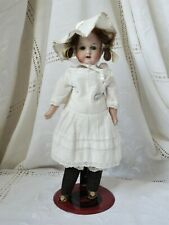 Antique German Heubach Koppelsdorf 275 Bisque Head Doll C 1910