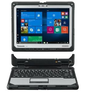 PANASONIC TOUGHBOOK CF-33AFHKZVM i5 7300U vPro 8 GB 256 GB SSD, TPM 2.0
