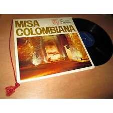 MANUEL J.BERNAL - misa colombiana - LATIN FOLK - PHILIPS Colombia Lp
