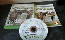Xbox 360 Topspin 2