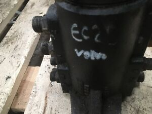 Mini Digger 3 ton Hydraulic center joint  Motor Volvo EC25 (Spare Parts) DW