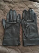 Vtg Hansen Analon Ladies Dress Gloves sz 6 1/2