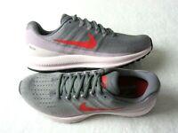 Nike Womens Air Zoom Vomero 13 Running Shoes Gunsmoke Habanero Red Size 10 NEW