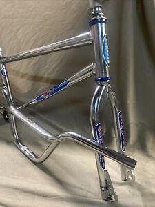 1980 Schwinn The STING Comp Frame, Fork, Bars, Oldschool BMX Vintage Team King