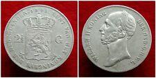 Netherlands - Schaarse 2½ Gulden 1842 in Mooie Kwaliteit
