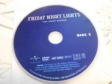 Friday Night Lights First Season 1 Disc 3 DVD Disc Only 60-182