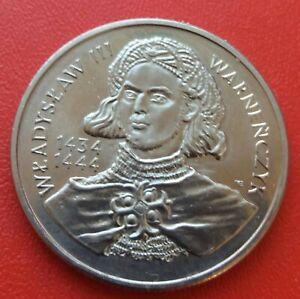 Coin Poland 10000 zlotych 1992