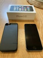 Apple iPhone 5s - 16GB - Space Gray (AT&T) A1533 (GSM)