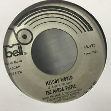 The Pamda People Melody World / Chirpy, Chirpy Cheep Cheep Bell 45 428