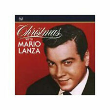 Lanza, Mario - Christmas With Mario Lanza NEW CD