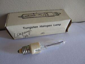 Generic Jd 110-130V/100W E11 Tungstène Halogène Projecteur Ampoule