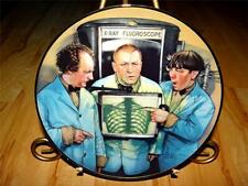 The Three Stooges, Funny Bones, The Franklin Mint 3 stooges Plate