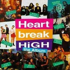 "HEARTBREAK HIGH ""The Album"" 1994 19Trk Soundtrack CD *AbiTucker*Kulcha*3HardWay"