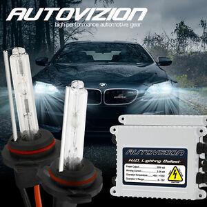AUTOVIZION XENON Slim HID Kit Conversion H4/H7/H11/H13/9004/9005/9006/9007/5202