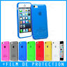 Coque Housse Case Bumper GEL SILICONE TPU iPhone 4S / 5S / 5C / 6 Plus / 6S / 7