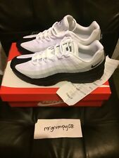 purchase cheap 755ea 92711 NIKE AIR MAX 95 - RARE ULTRA ESSENTIAL - BNIB - WHITE  BLACK-WHITE