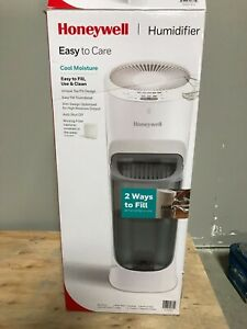 Honeywell Top Fill Tower Humidifier - White