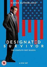 Designated Survivor Season 1 [2017] (DVD)
