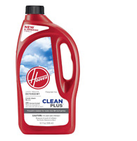 CleanPlus 2X Carpet Cleaner & Deodorizer Solution 32 Oz Cleaning Dirt, Non-Toxic