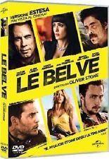 Dvd LE BELVE *** Versione Estesa ****Jhon Travolta Benicio Del Toro  ......NUOVO