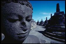 217083 borobodur Buddha mi A4 FOTO STAMPA
