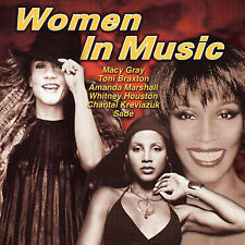 FREE US SHIP. on ANY 2 CDs! ~Used,Good CD Various Artists: Women in Music Import