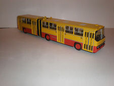 1/43 Hungarian long bus Ikarus 280.33 / 1970 - 1980 Handmade