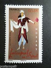 FRANCE 2006, timbre 3917, CELEBRITE, MOZART, COSTUME VARONA, neuf**, MNH STAMP
