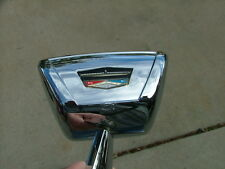 1961-62 Ford Galaxie accessory door mount mirror, NOS!