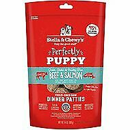 Stella & Chewy's Freeze Dried Perfectly Puppy Beef & Salmon 14oz