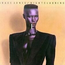 "GRACE JONES ""NIGHTCLUBBING"" LP VINYL 180 GRAMM + MP3 DOWNLOAD VOUCHER NEU"