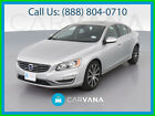 2017 Volvo S60 T5 Inscription Sedan 4D Air Conditioning Navigation System Bluetooth Wireless Leather Lane Departure