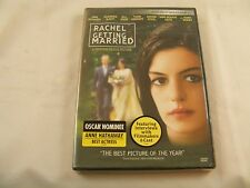 ** BRAND NEW ** FACTORY SEALED** Rachel Getting Married (DVD, 2009)