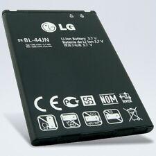 ORIGINAL LG Akku BL-44JN ~ für Optimus L3 E400, L3 II E430, L5 E610, Black P970
