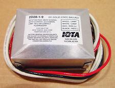 Iota Engineering 2D28-1-9 inverter ballast fluorescent 28 volt dc 9 watt