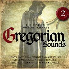 GREGORIAN SOUNDS VOL,2/THE BEST OF CHILLOUT CHANTS  2 CD NEU
